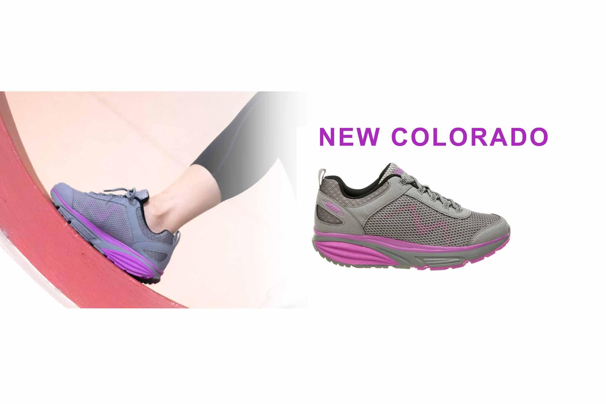 MBT Schuhe COLORADO New