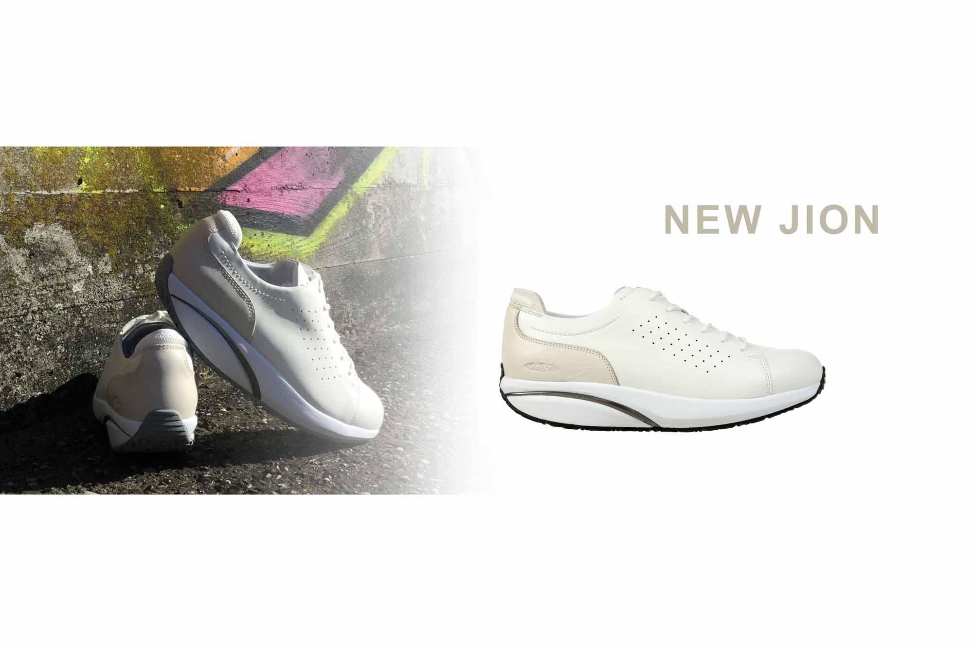MBT Schuhe Neuheiten JION Emotionsbild